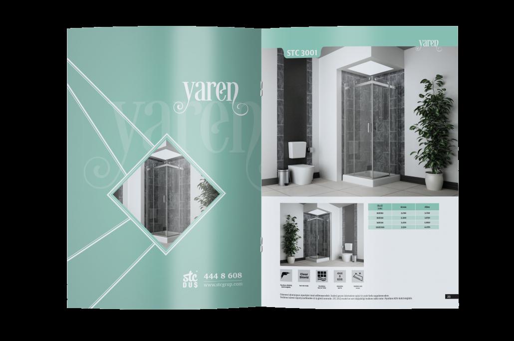 STC Duş Katalog